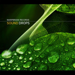 VARIOUS - Sound Drops (Front Cover)