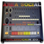 AREA SOCIAL - My 808 Dream Machine (Front Cover)