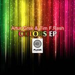 GREK, Artur & TIM FRESH - Colors EP (Front Cover)