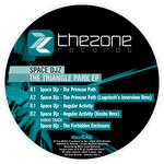 SPACE DJZ - The Triangle Park EP (Front Cover)