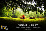 WINDFALL - K Dream (Front Cover)