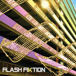 FLASH FIKTION - Flash Fiktion (Front Cover)
