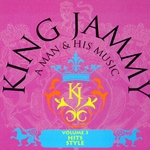 VARIUOS - King Jammy A Man & His Music Vol 2 (Front Cover)