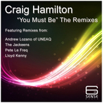 HAMILTON, Craig - You Must Be (Front Cover)