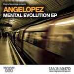 ANGELOPEZ - Mental Evolution EP (Front Cover)