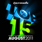 VARIOUS - Armada Top 15 August 2011 (Front Cover)