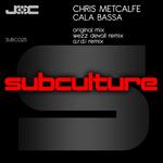 METCALFE, Chris - Cala Bassa (Front Cover)