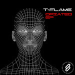 T FLAME - Opiated EP (Front Cover)