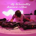 DJ MARIKA/VARIOUS - DJ Friendly Dance Vibe (DJ Marika Deeper Progtech House Music) (unmixed tracks) (Front Cover)