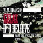 GELAZ - If U Believe (Front Cover)