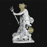 GRAFF, Willie/TUCCILLO - Poseidonia (Front Cover)
