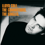 LLOYD COLE & THE COMMOTIONS - The Singles (Front Cover)