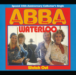 ABBA - Waterloo (Front Cover)