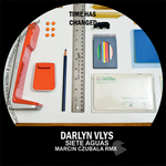 VLYS, Darlyn - Siete Aguas (Front Cover)