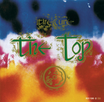 CURE, The - The Top (Front Cover)