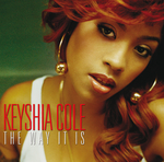 KEYSHIA COLE - I Should Have Cheated (The Double Time Remix) (Front Cover)