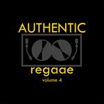 VARIOUS - Authentic Reggae Vol 4 (Front Cover)