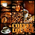 VARIOUS - Cafe Chill vs Coffee Lounge Vol 1 (Front Cover)