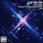 LOPEZ, Javi - Javi Lopez - Let Me Be EP (Front Cover)