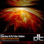 STACKER & RJ VAN XETTEN - Digital Andromeda (Front Cover)