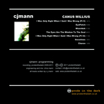 CJMANN - Canus Millius (Back Cover)