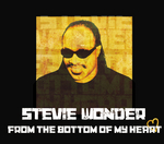 WONDER, Stevie - From The Bottom Of My Heart (Front Cover)