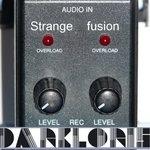 DARK LORIS - Strange Fusion (Back Cover)