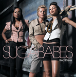 SUGABABES - Red Dress (Front Cover)
