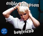 ASHLEE SIMPSON - Boyfriend (Front Cover)