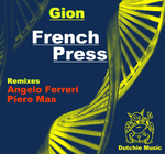 GION - French Press (Front Cover)