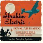 IBRAHIM ELECTRIC - Royal Air Maroc (Front Cover)