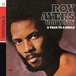 ROY AYERS UBIQUITY - A Tear To A Smile (Front Cover)