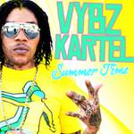 VBYZ KARTEL - Summer Time (Front Cover)