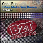 CODE RED - I Can Make You Dance (Front Cover)