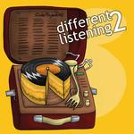 VARIOUS - Different Listening Vol 2 (Front Cover)