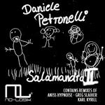 PETRONELLI, Daniele - Salamandra Vol 2 (Front Cover)