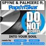 SPYNE & PALMIERI & PAPS'N'SKAR - Into Your Soul (Front Cover)
