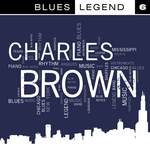 BROWN, Charles - Blues Legend Vol 6 (Front Cover)