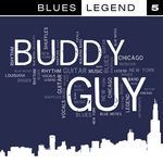 BUDDY GUY - Blues Legend Vol 5 (Front Cover)