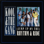 KOOL & THE GANG - Jump Up On The Rhythm & Ride (Front Cover)