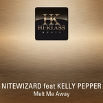 NITEWIZARD feat KELLY PEPPER - Melt Me Away (Front Cover)