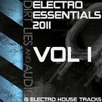 VARIOUS - Electro House Essentials 2011 Vol 1 (Front Cover)