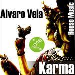 VELA, Alvaro - Karma (Front Cover)
