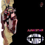 JUNKSTAR - Kicking K (Front Cover)