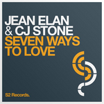 ELAN, Jean/CJ STONE - Seven Ways To Love (Front Cover)