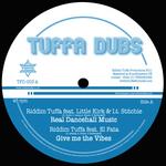 RIDDIM TUFFA - Nice Time Riddim (Front Cover)