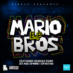 DIRECT - Mario Bros EP (Front Cover)