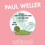 PAUL WELLER - Starlite (Front Cover)