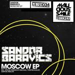 BARAVICS, Sandor - Moscow EP (Front Cover)