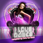 VARIOUS - I Love Dance Vol 1 (Front Cover)